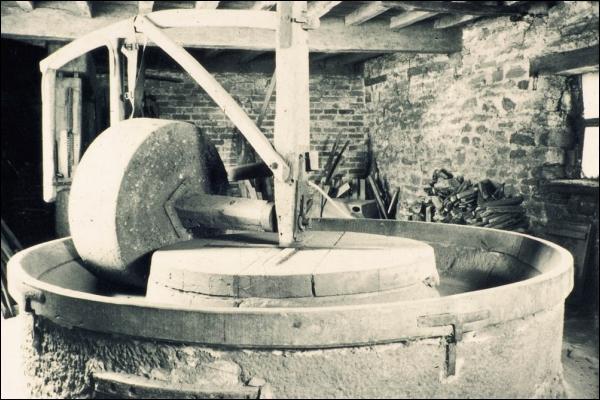 NACM stone mill
