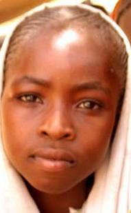 Sudan girl